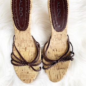 Women's ALDO Wedge Sandals